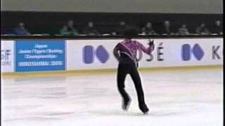getlinkyoutube.com-2006 Japan Jr Nationals - Yuzuru Hanyu FS