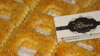 getlinkyoutube.com-شهيوات ريحانة كمال كعك العيد مقرمش و لذيذ