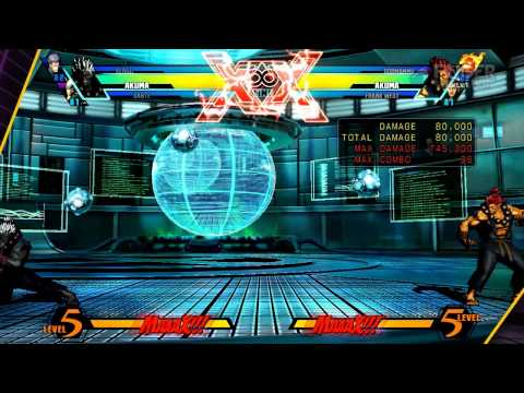 UMVC3 Ultimate Marvel Vs Capcom 3 Akuma REHAB Guide
