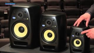getlinkyoutube.com-KRK VXT Series Studio Monitors Overview - Sweetwater Sound