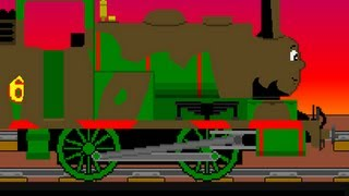 getlinkyoutube.com-Thomas and Friends Animated Remakes Episode 18 (Percy's Chocolate Crunch)
