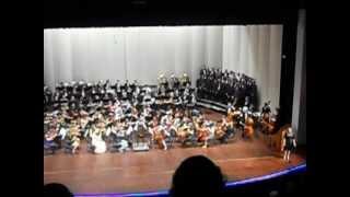 ELHS Collage XXX Gershwin Medley