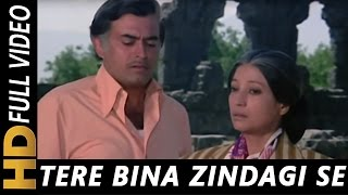 getlinkyoutube.com-Tere Bina Zindagi Se Koi Shikwa To Nahin | Lata Mangeshkar, Kishore Kumar | Aandhi 1975 Songs