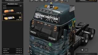 getlinkyoutube.com-[ETS2]Euro Truck Simulator 2 Volvo 2009 Classic [ohaha] v17.10
