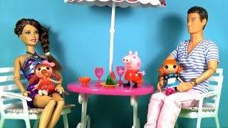 getlinkyoutube.com-Свинка Пеппа Мультфильм из игрушек. ПЕППА УВИДЕЛА БАБОЧКУ И ПОТЕРЯЛАСЬ Peppa Pig