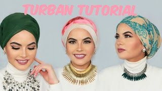 getlinkyoutube.com-TURBAN TUTORIALS