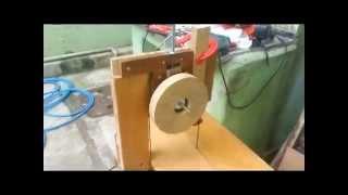 getlinkyoutube.com-Serra fita homemade - parte 3