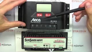 getlinkyoutube.com-Tutorial: How to Solar Power Your Home / House #4 - Off Grid setup, PWM vs MPPT