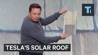 Sve što znamo o Teslinom SSolarnom krovu