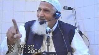 12.khutba-e-juma 2004 : shawwal kay rozon ki fazilat - maulana ishaq