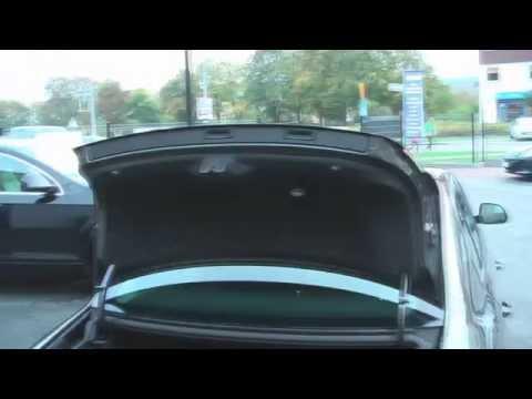 Расположение предохранителя открывания багажника у Skoda Superb Combi