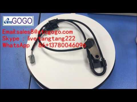 ABS Wheel Speed Sensor For Toyota Highlander Lexus RX300 OEM