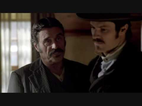 Swearengen vs Bullock - Deadwood
