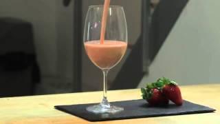 getlinkyoutube.com-Strawberry Breakfast by Happy Food