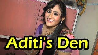 getlinkyoutube.com-Aditi Sajwan's personal den