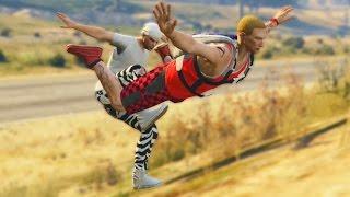 getlinkyoutube.com-GTA 5 Funny Moments #122 (Fails and Random Gameplay Moments)