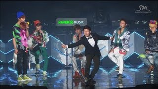 getlinkyoutube.com-SHINee 샤이니_COMEBACK SHOW 'DREAM GIRL'_TALK 2