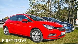 getlinkyoutube.com-2016 Opel Astra 1.4(150PS), first drive