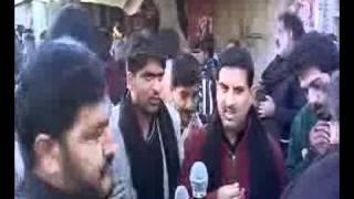 7 Muharram 2010-11 Madina Syedan (Bahon Okha E Putran Diyan)