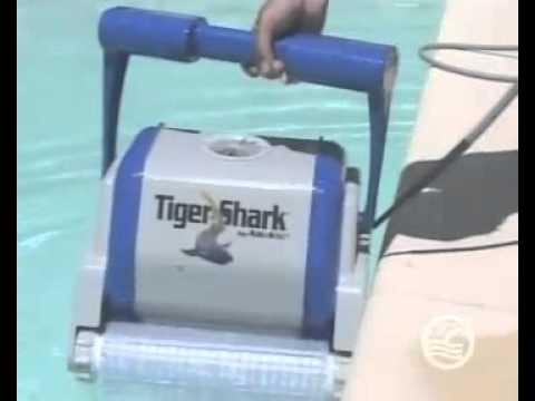 Hayward TigerShark Support and Manuals
