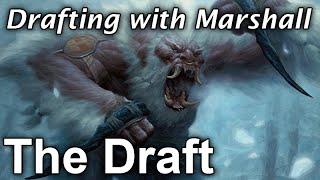 Khans of Tarkir Draft #1, The Draft - Drafting with Marshall