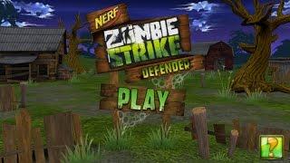 getlinkyoutube.com-NERF: Zombie Strike Defender (High-Score Gameplay)
