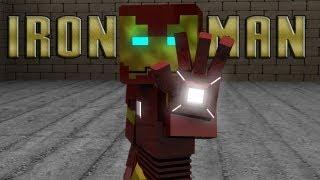 getlinkyoutube.com-Minecraft iron man texture pack 1.7.4