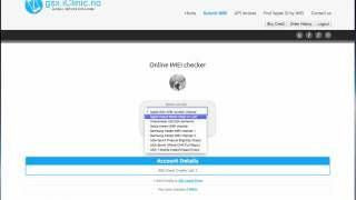 getlinkyoutube.com-Online Apple iCloud Mode checker by IMEI (Clean/Lost/Stolen)