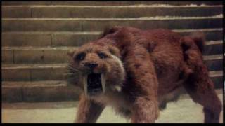 getlinkyoutube.com-Smilodon vs. Troglodyte