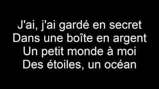getlinkyoutube.com-Indila  Boite En Argent  Lyrics