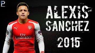 getlinkyoutube.com-Алексис Санчеc - финты и голы | Alexis Sanchez - skills & goals