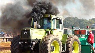 getlinkyoutube.com-Trecker Treck Bargstedt Standard + S ☠ Teil 1 Tractor Pulling bei Rendsburg