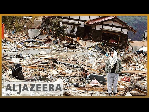 Devastating tsunami hits Japan