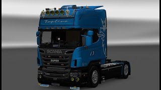 getlinkyoutube.com-[ETS2] Scania R730 v4