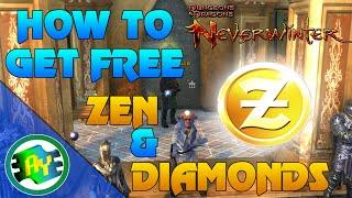 getlinkyoutube.com-Neverwinter: Explain How To Get Zen And Astral Diamonds! (Xbox One)