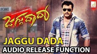 getlinkyoutube.com-Jaggu Dada - Audio Release Function | Darshan Thoogudeepa | V Harikrishna | Raghavendra Hegde