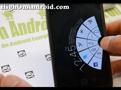 How To Add Pie Control To Any Rooted Android Smartphone/Tablet! [LMT Launcher]