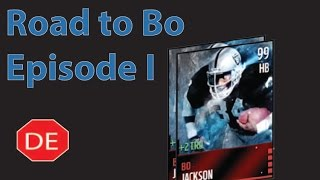 Madden Mobile 16 The Road to Bo Part 1; Sub Zero Pack/Frozen Journey 2/Ultimate Freeze Achievements