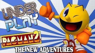 getlinkyoutube.com-Pac-Man 2: The New Adventures [Snes/Mega Drive] e Pacland: Underplay
