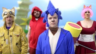 getlinkyoutube.com-Sonic Boom - Sonic Parody & Parkour - #SonicBoom