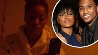 getlinkyoutube.com-Keke Palmer Blasts Trey Songz over him Finessing her to be in his Music Video while she was Tipsy.