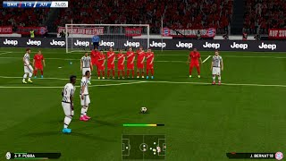 getlinkyoutube.com-PES 2016 Demo PS4 Gameplay - FC Bayern Munich Vs Juventus F.C