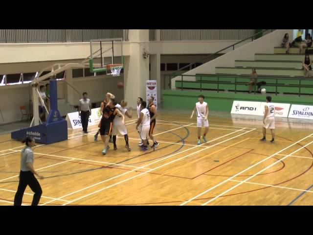 Pro-Am Singapore Basketball League - Round 7