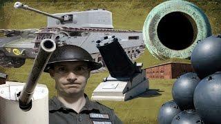 getlinkyoutube.com-D-Day: Guns Guns And More Guns!!