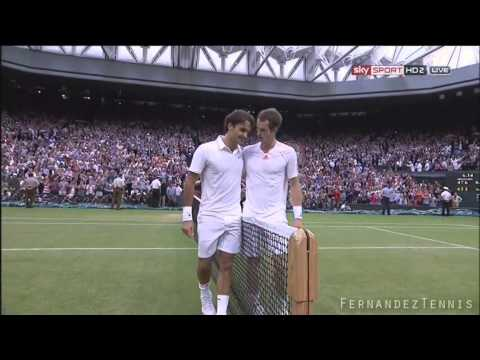 Roger Federer - Best Points of 2012 (Extended Version)