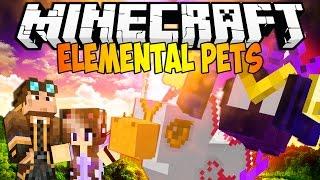 getlinkyoutube.com-GUARDIANI ELEMENTALI - Minecraft : Il Laboratorio di Lyon