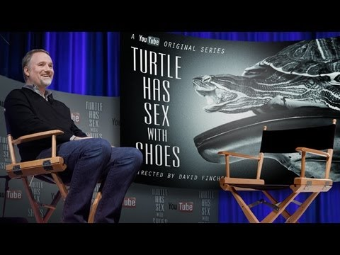 David Fincher To Helm YouTube's First Hour-Long Drama Series 'Turtle Has Sex With Shoes'