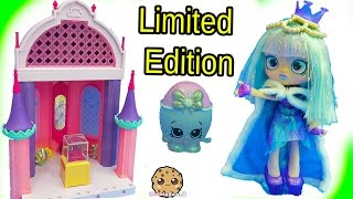 getlinkyoutube.com-Season 6 Exclusive Limited Edition Shopkins Gemstone Opaletta - Food Fight At Small Mart