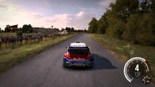 getlinkyoutube.com-Dirt Rally Tarmac Terrors Rally Germany Ford WRC