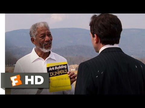 Evan Speaks With God Scene - Evan Almighty Movie (2007) - HD